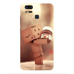 Coque De Protection Amazon Nutella Pour Asus Zenfone 3 Zoom ZE553KL