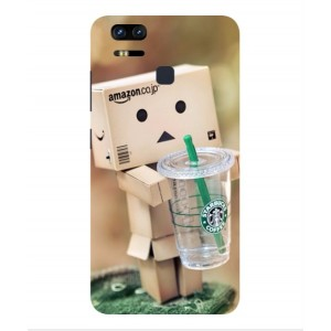 Coque De Protection Amazon Starbucks Pour Asus Zenfone 3 Zoom ZE553KL
