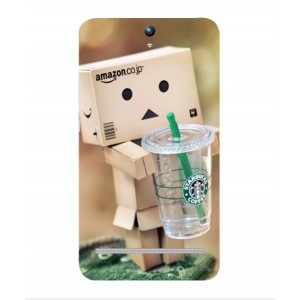 Coque De Protection Amazon Starbucks Pour Asus Zenfone Go ZB690KG