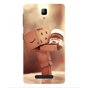 Coque De Protection Amazon Nutella Pour Lenovo A Plus