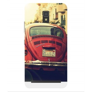 Coque De Protection Voiture Beetle Vintage Lenovo A6600 Plus