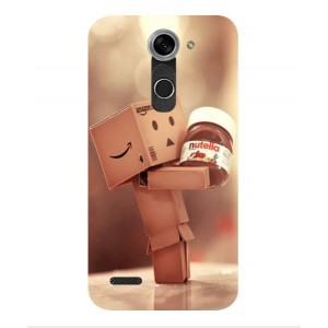 Coque De Protection Amazon Nutella Pour LG X Mach