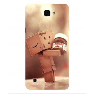 Coque De Protection Amazon Nutella Pour LG X Max