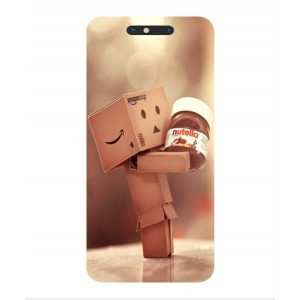 Coque De Protection Amazon Nutella Pour ZTE Blade V8
