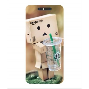 Coque De Protection Amazon Starbucks Pour ZTE Blade V8
