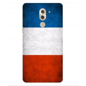 Coque De Protection Drapeau De La France Pour Huawei Honor 6X