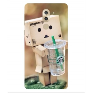 Coque De Protection Amazon Starbucks Pour Huawei Honor 6X