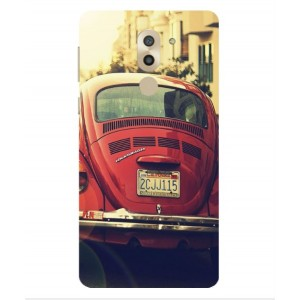 Coque De Protection Voiture Beetle Vintage Huawei Honor 6X