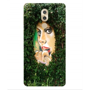 Coque De Protection Art De Rue Pour Huawei Honor 6X