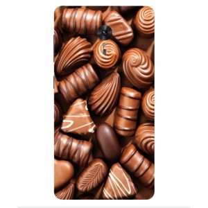 Coque De Protection Chocolat Pour Lenovo ZUK Edge