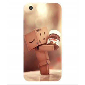 Coque De Protection Amazon Nutella Pour Vivo V5 Plus