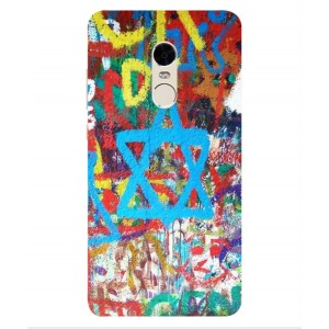Coque De Protection Graffiti Tel-Aviv Pour Xiaomi Redmi Note 4