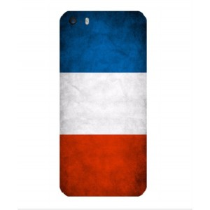 Coque De Protection Drapeau De La France Pour iPhone 5s