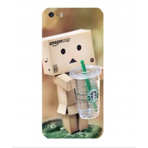Coque De Protection Amazon Starbucks Pour iPhone 5s