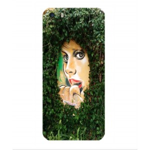 Coque De Protection Art De Rue Pour iPhone 5s