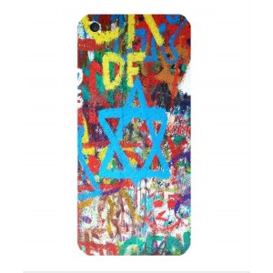 Coque De Protection Graffiti Tel-Aviv Pour iPhone 5s
