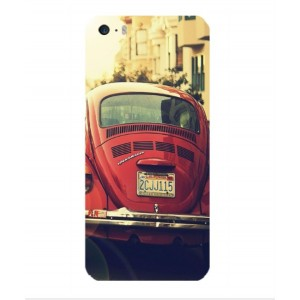 Coque De Protection Voiture Beetle Vintage iPhone 5s