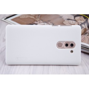 Coque De Protection Rigide Blanc Pour Huawei Honor 6X