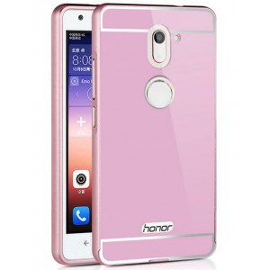 Protection Bumper Rose Pour Huawei Honor 6X