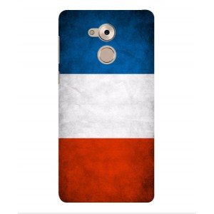 Coque De Protection Drapeau De La France Pour Huawei Enjoy 6s