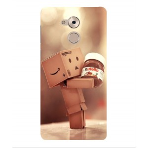 Coque De Protection Amazon Nutella Pour Huawei Enjoy 6s