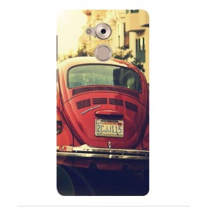 Coque De Protection Voiture Beetle Vintage Huawei Enjoy 6s