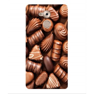 Coque De Protection Chocolat Pour Huawei Enjoy 6s