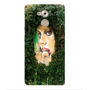 Coque De Protection Art De Rue Pour Huawei Enjoy 6s