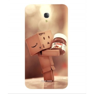 Coque De Protection Amazon Nutella Pour Alcatel Fierce 4
