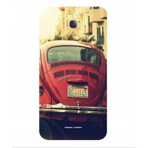 Coque De Protection Voiture Beetle Vintage Alcatel Fierce 4