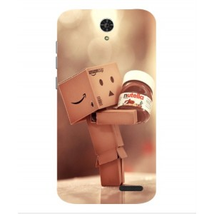 Coque De Protection Amazon Nutella Pour ZTE Warp 7