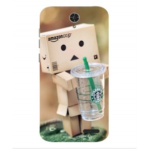 Coque De Protection Amazon Starbucks Pour ZTE Warp 7