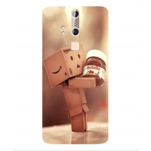 Coque De Protection Amazon Nutella Pour ZTE Axon Elite