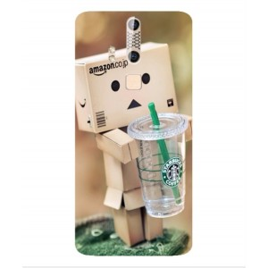 Coque De Protection Amazon Starbucks Pour ZTE Axon Elite