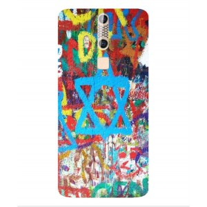 Coque De Protection Graffiti Tel-Aviv Pour ZTE Axon Elite