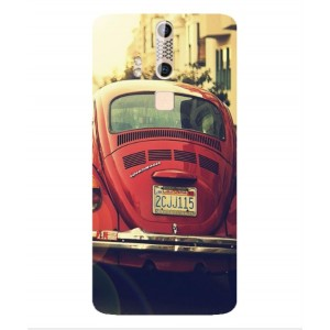 Coque De Protection Voiture Beetle Vintage ZTE Axon Elite