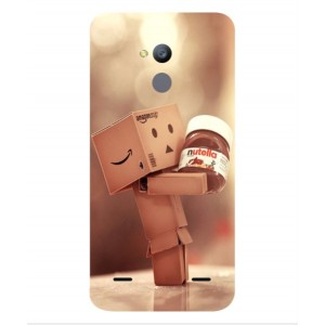 Coque De Protection Amazon Nutella Pour ZTE Blade V7 Lite