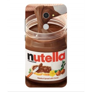 Coque De Protection Nutella Pour Alcatel A3