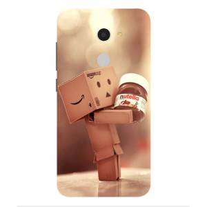 Coque De Protection Amazon Nutella Pour Alcatel A3