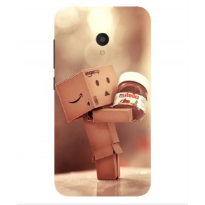 Coque De Protection Amazon Nutella Pour Alcatel U5