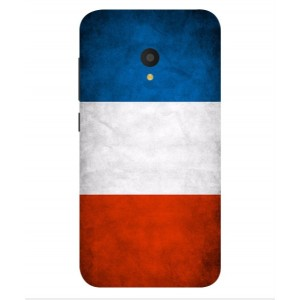 Coque De Protection Drapeau De La France Pour Alcatel U5