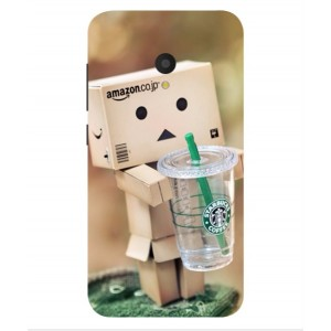 Coque De Protection Amazon Starbucks Pour Alcatel U5