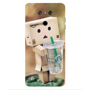 Coque De Protection Amazon Starbucks Pour LG G6