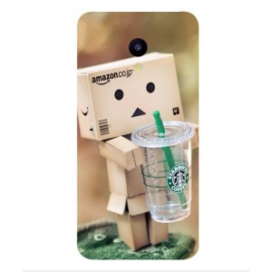 Coque De Protection Amazon Starbucks Pour Meizu M5s
