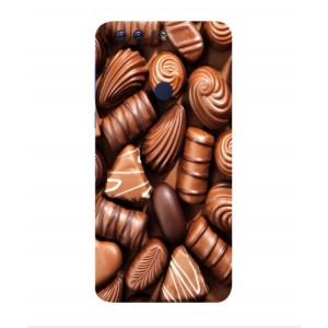 Coque De Protection Chocolat Pour Huawei Honor 8 Pro