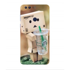 Coque De Protection Amazon Starbucks Pour Huawei Honor 8 Pro