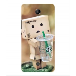 Coque De Protection Amazon Starbucks Pour Wiko Tommy