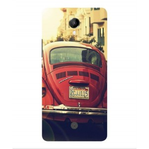 Coque De Protection Voiture Beetle Vintage Wiko Tommy