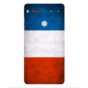Coque De Protection Drapeau De La France Pour Essential PH-1