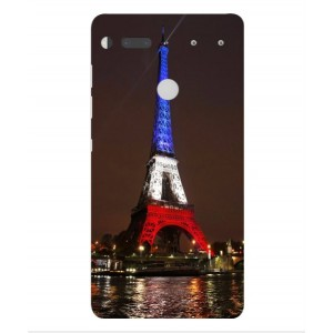 Coque De Protection Tour Eiffel Couleurs France Pour Essential PH-1